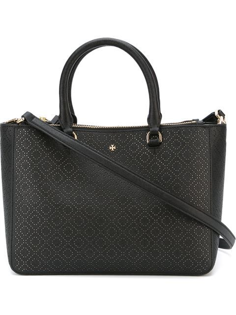 TORY BURCH Small 'Robinson' Tote. #toryburch #bags #shoulder bags #hand bags #leather #tote