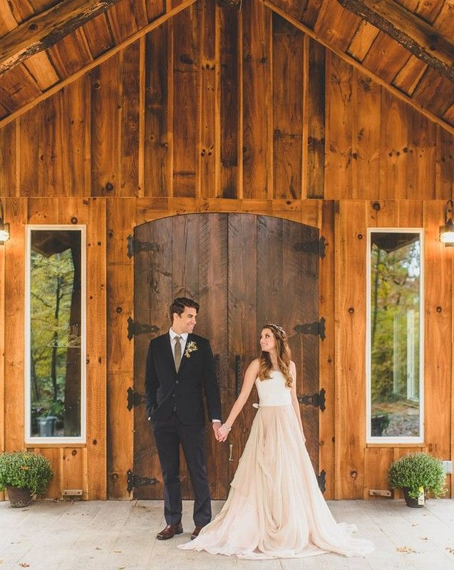 The Grand Barn at The Mohicans, Wedding Ceremony