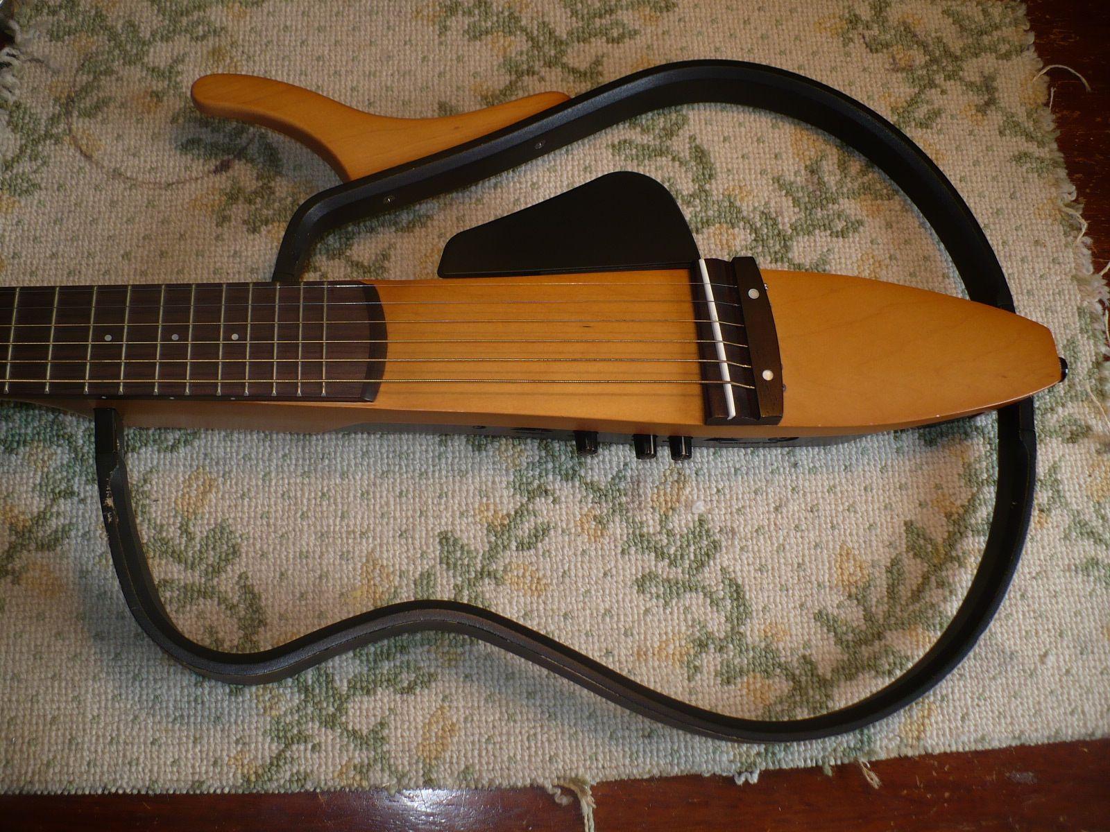 View Of Body Before Any Work Was Done Guitarrepair Yamaha Yamahasilentguitar Yamahaguitars Acoustic Yamaha Silent Guitar Yamaha Guitar Yamaha Silent