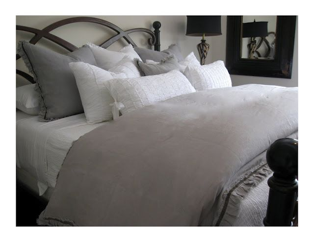 I love this bedding