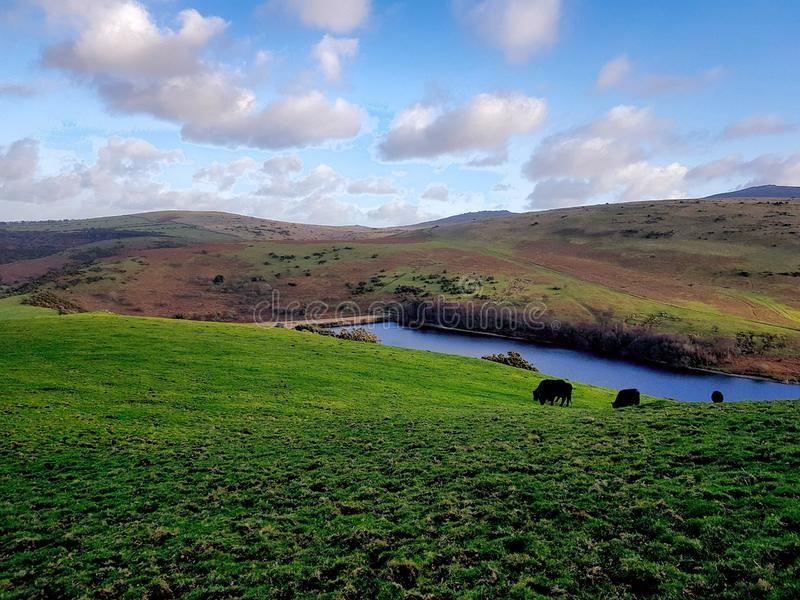 Meldon Reservoir, West Devon WayDartmoor National Park