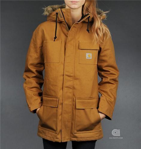 9399b95c215 Siberian Parka Black in 2019 | My style | Carhartt, Winter jackets ...