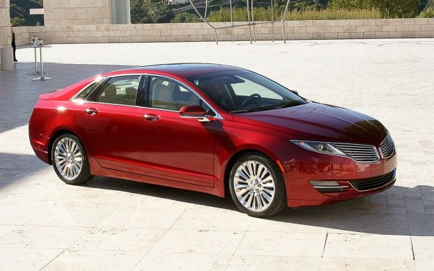 2017 Lincoln Mkz Makes West Coast Debut At Getty Center