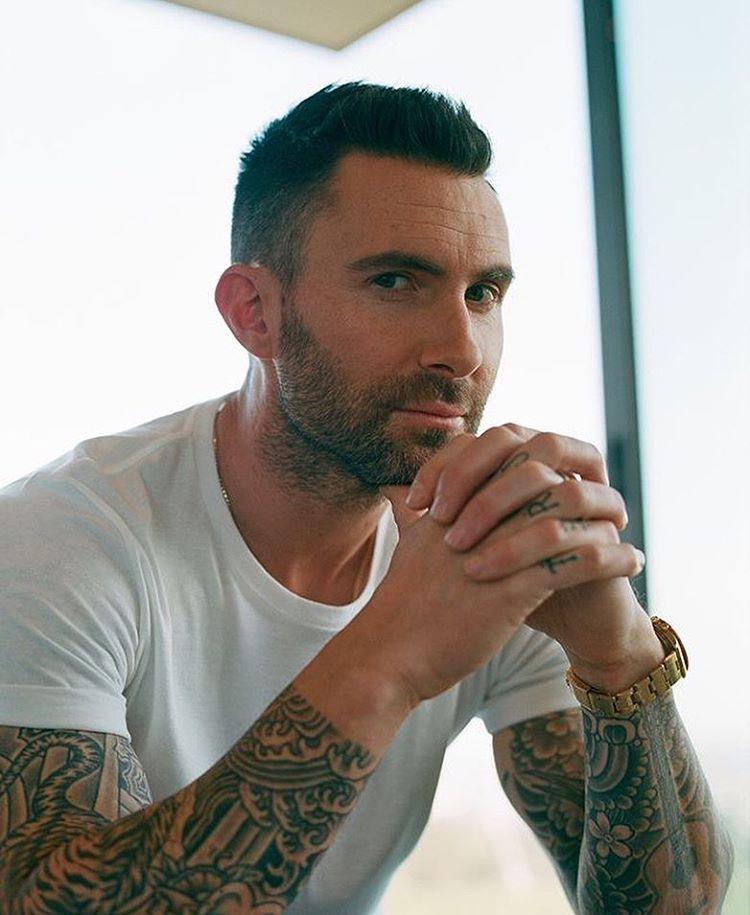 35 Best Adam Levine Haircuts & Hairstyles 2020 | Men's Style |Haircut Beard Adam Levine