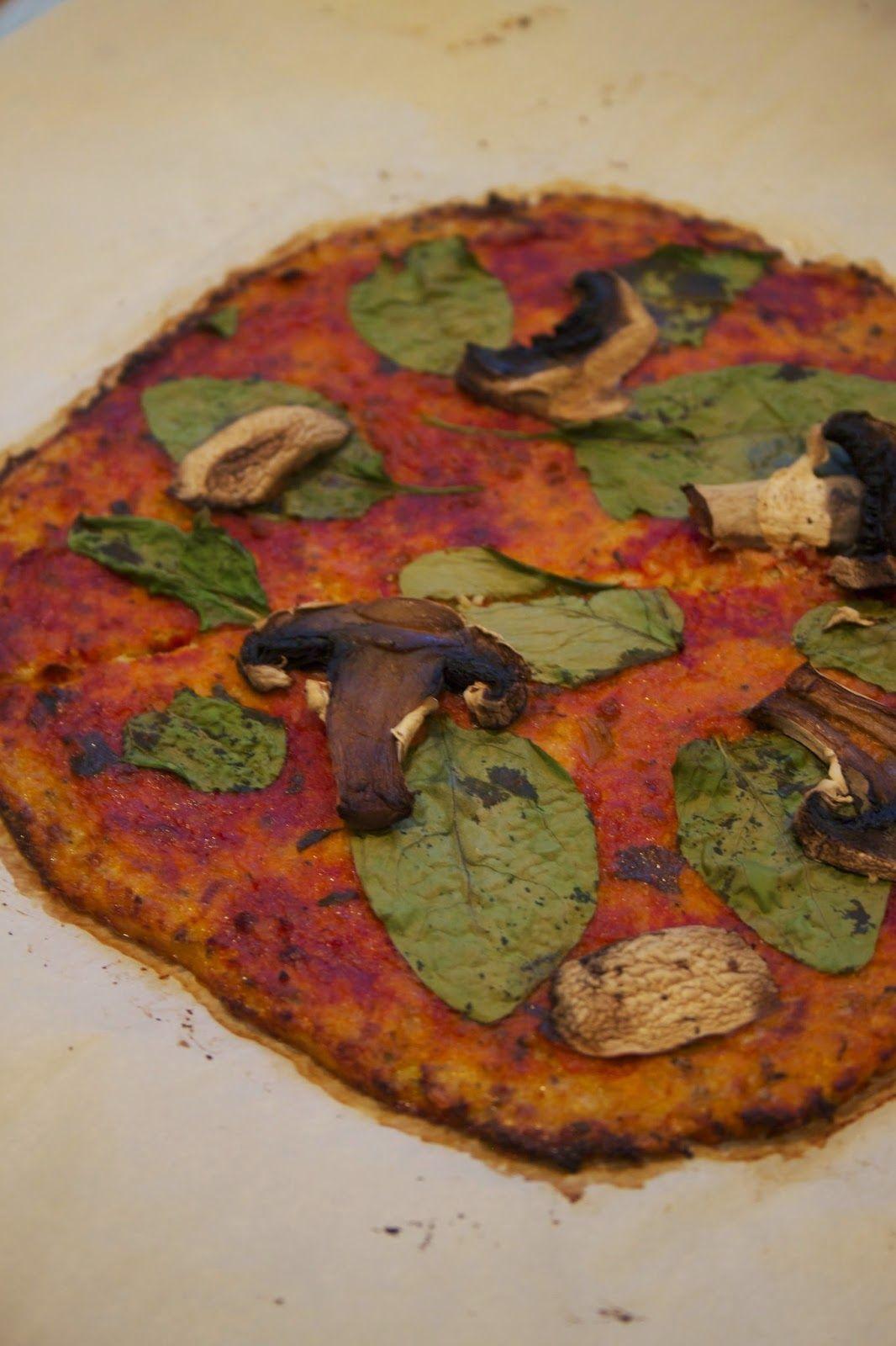 Simone's Foods: Cauliflower Crust Pizza