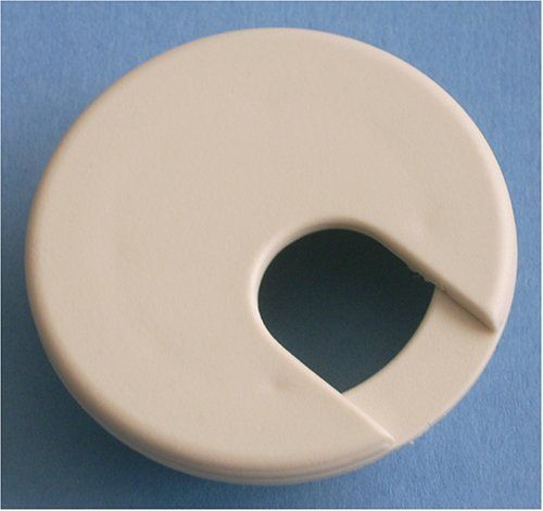 2 Almond Desk Grommet 5 Pack By Bainbridge Manufacturing Inc 8 80 2 Almond Desk Grommet Fits In 2 Round Hole Package Of 5