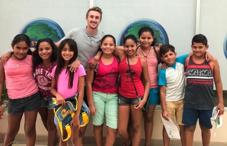 Life as a Digital Nomad Teaching programs, I love my