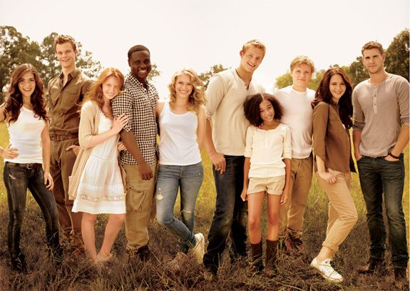 the tributes (and Gale!) in Vanity Fair. how cute are they?!