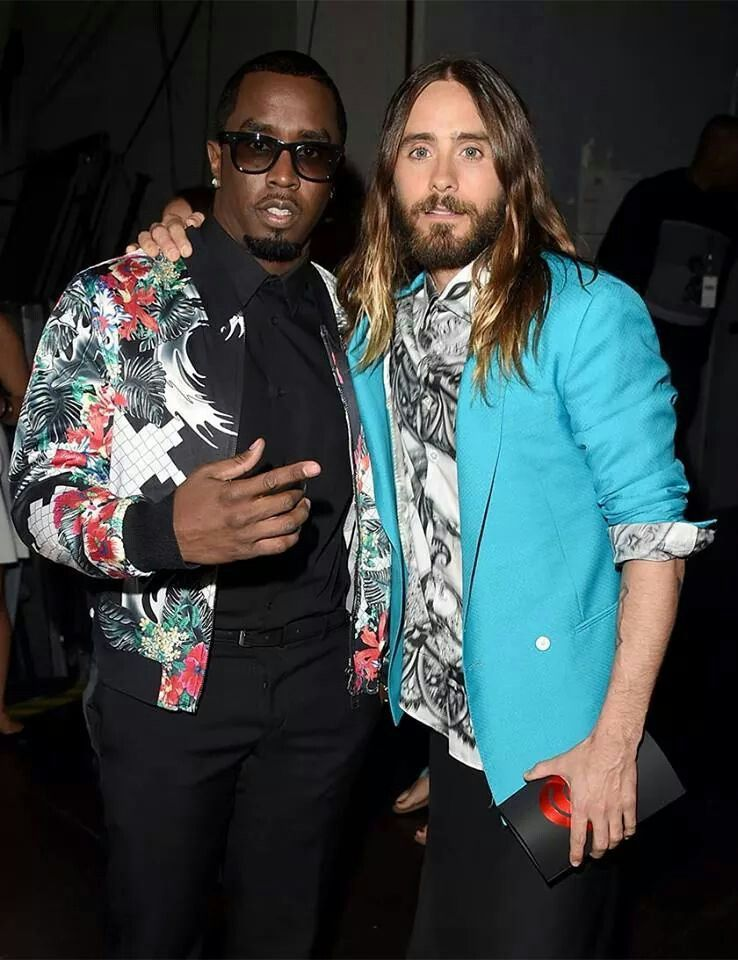 Jared & P.Daddy