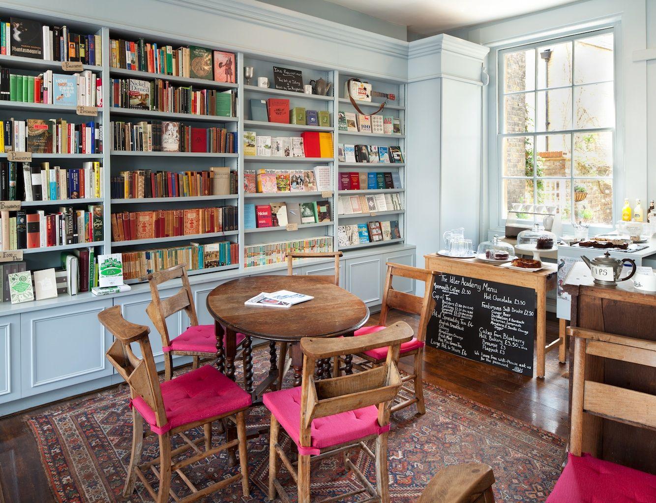 The idler independent book shop london stuff pinterest book