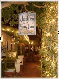 Jardine's, San Juan Bautista We celebrated the wedding