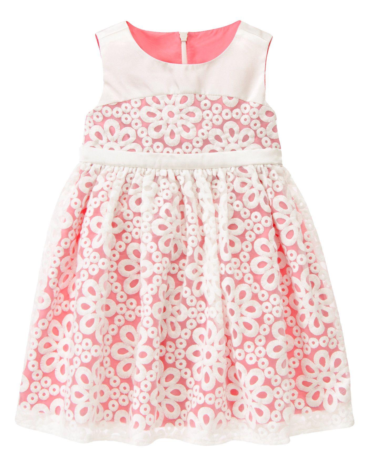 e93777f5d783 Embroidered Organza Dress at Gymboree   Holiday Fun   Organza dress ...