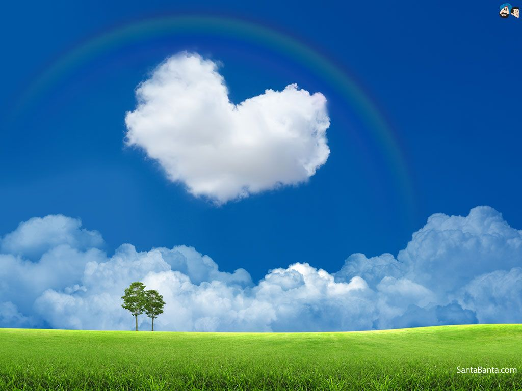 Love Nature Wallpaper Desktop : love file name love cloud hd wallpapers posted mike rush category love ... Just awesomeness ...