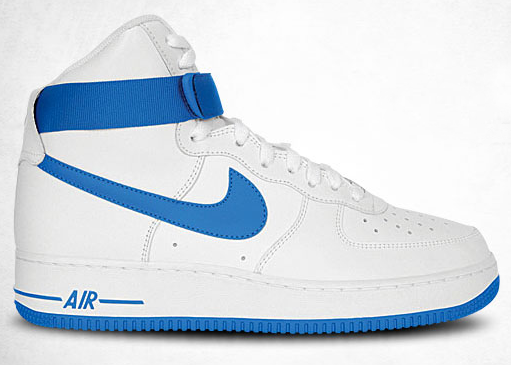 air force one shoes high top