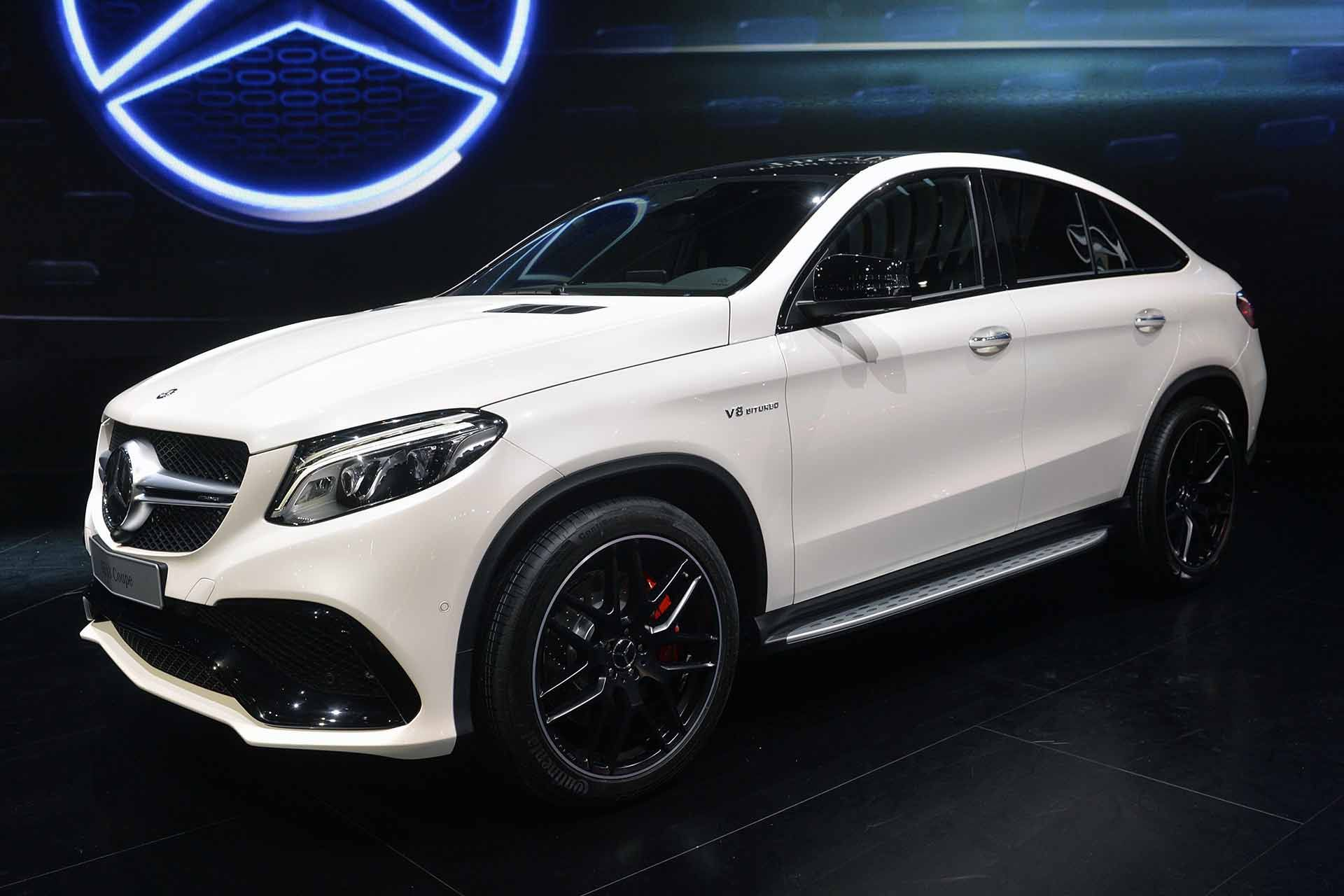 2016 Mercedes Benz Gle Class Coupe Review With Images Mercedes