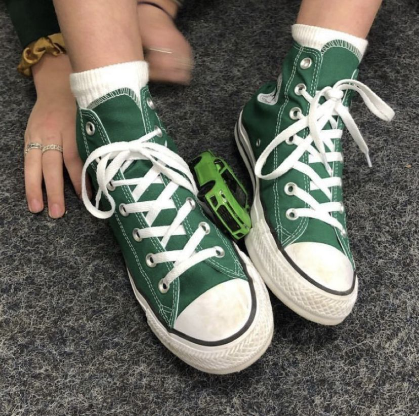 Old school Converse sneakers   Men's Shoes   Gumtree