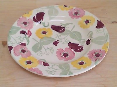 Zinnias (Yellow \ Pink) Sample 85 inch Plate (Sample Event - sample event