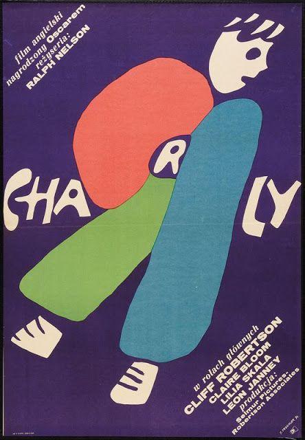 Charly, 1968  Polish Title: Charly Author: Jerzy Treutler, 1971