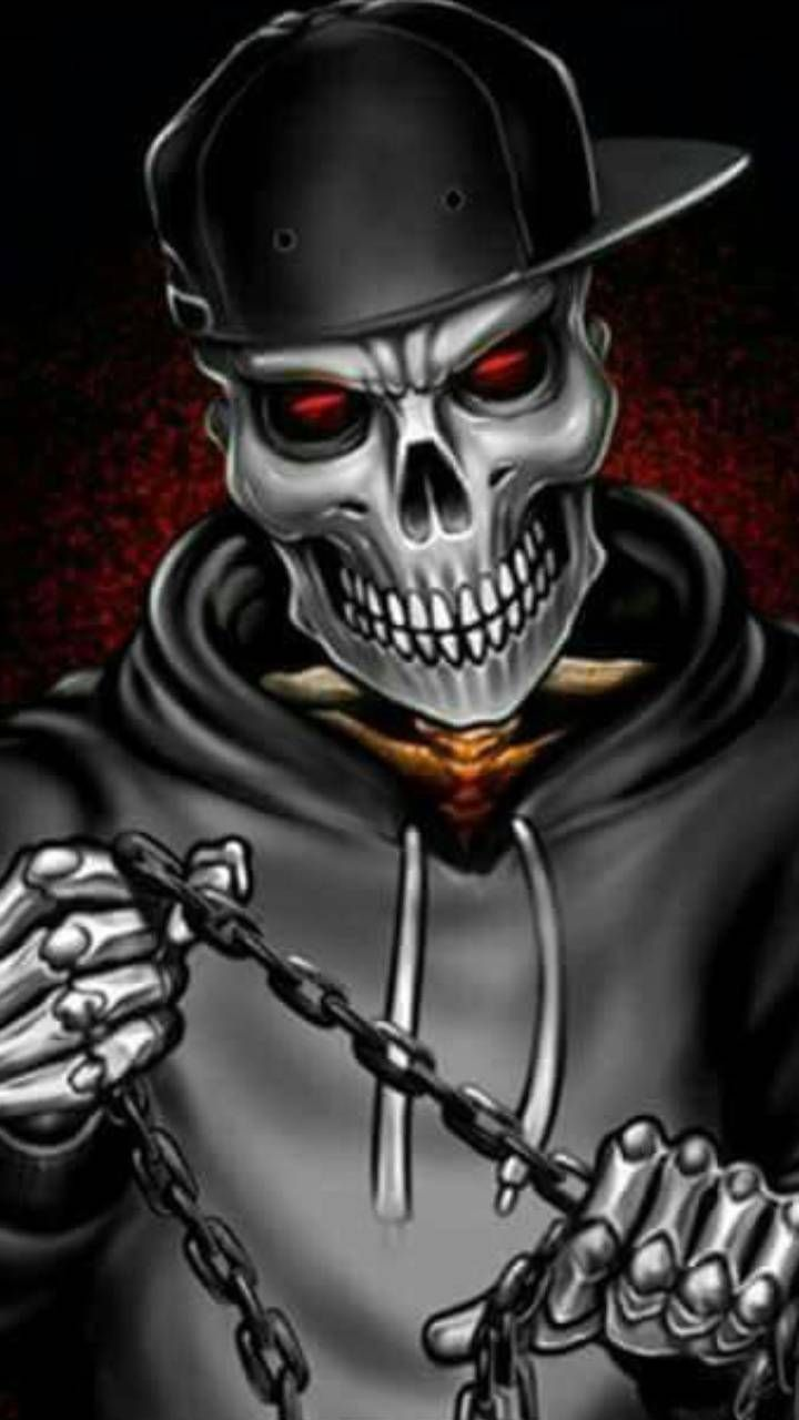 Download Dead T G Life Wallpaper By Societys2cent 7d Free On Zedge Now Browse Millions Of Popular 3d W Skull Art Drawing Skull Wallpaper Skulls Drawing