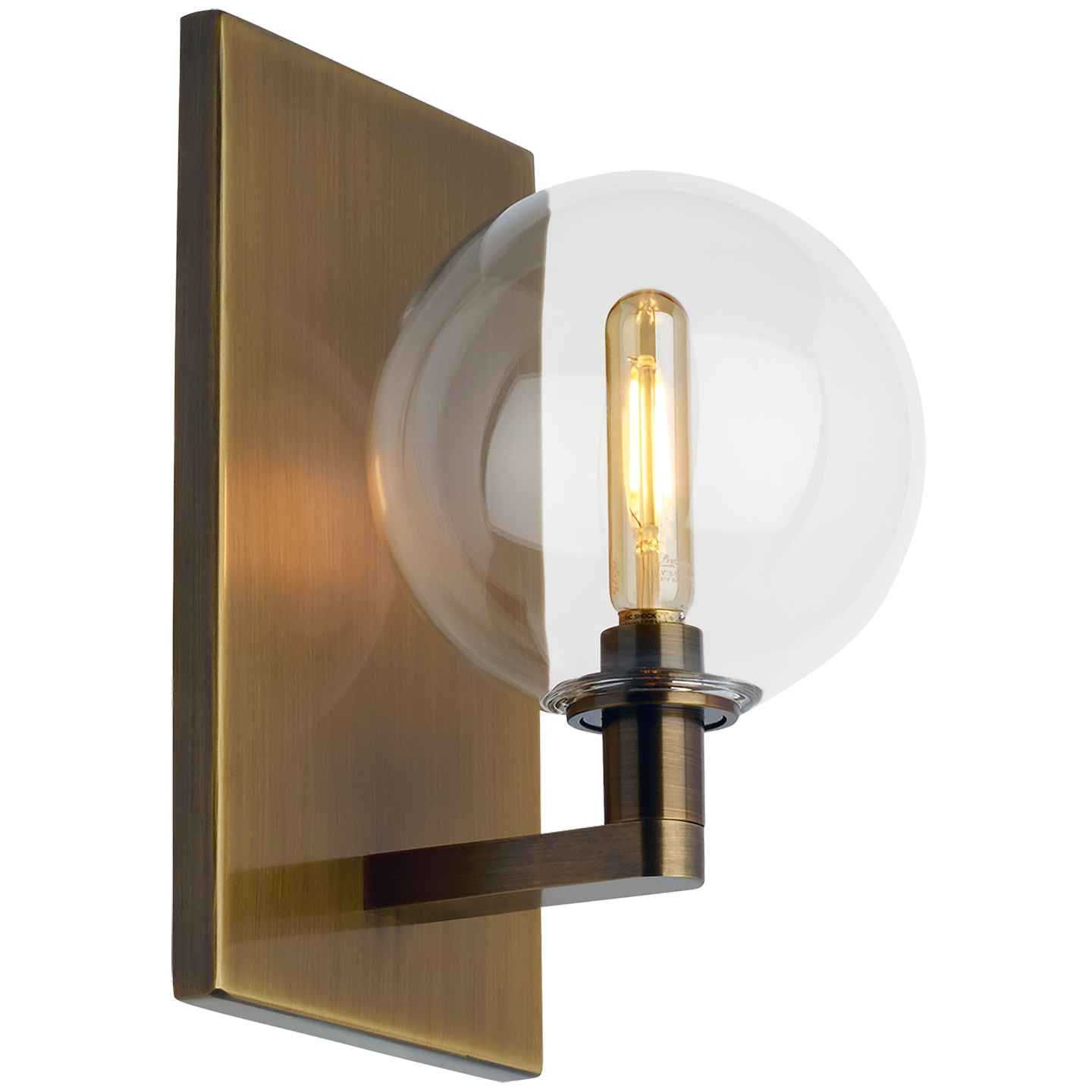 Gambit Single Wall Sconce Wall Lights Led Wall Lights Led Wall Sconce