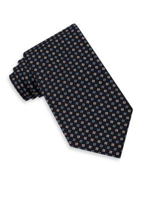 Tommy Hilfiger Black Core Neat Tie