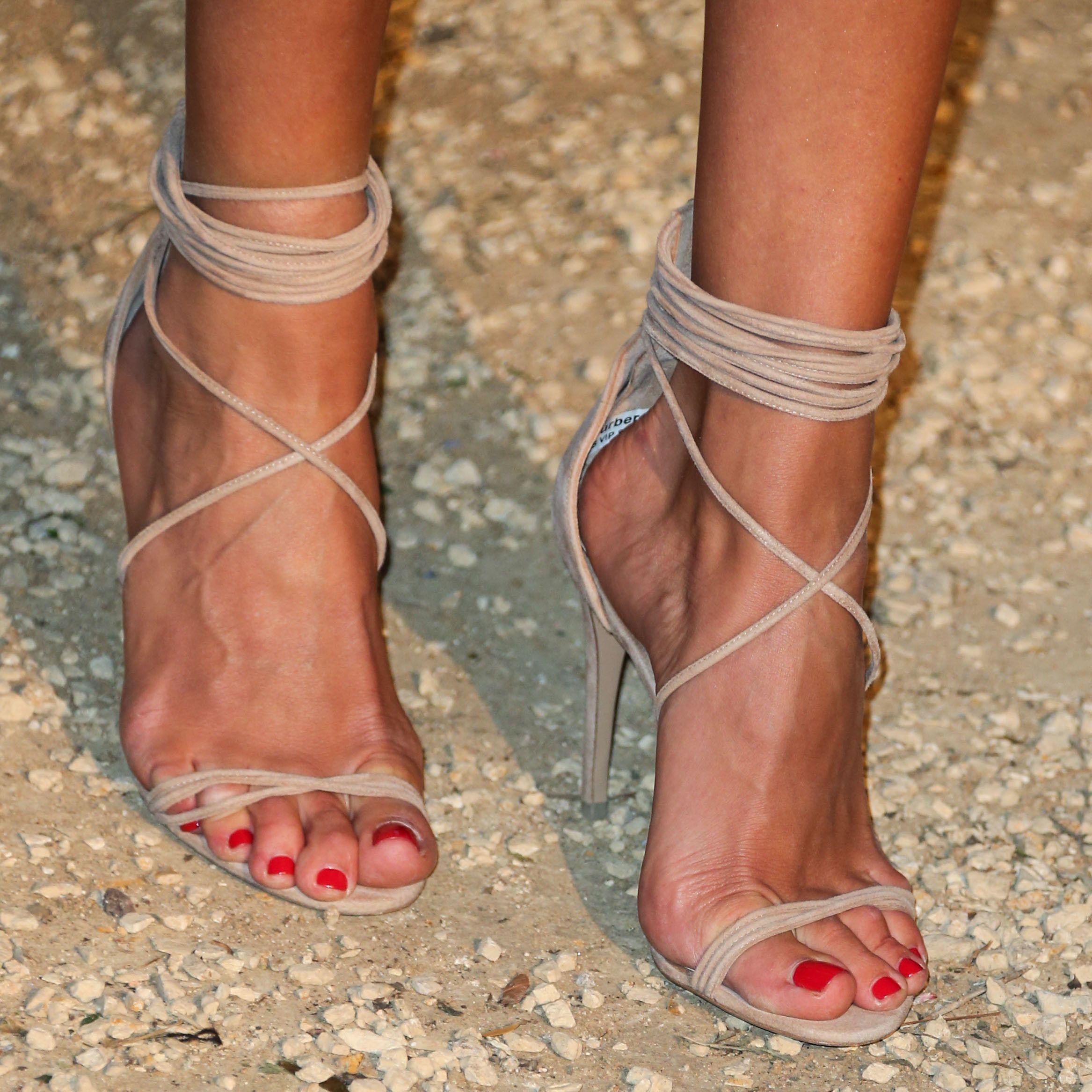 Rosie-Huntington-Whiteley | Heels, Stiletto sandals, Caged