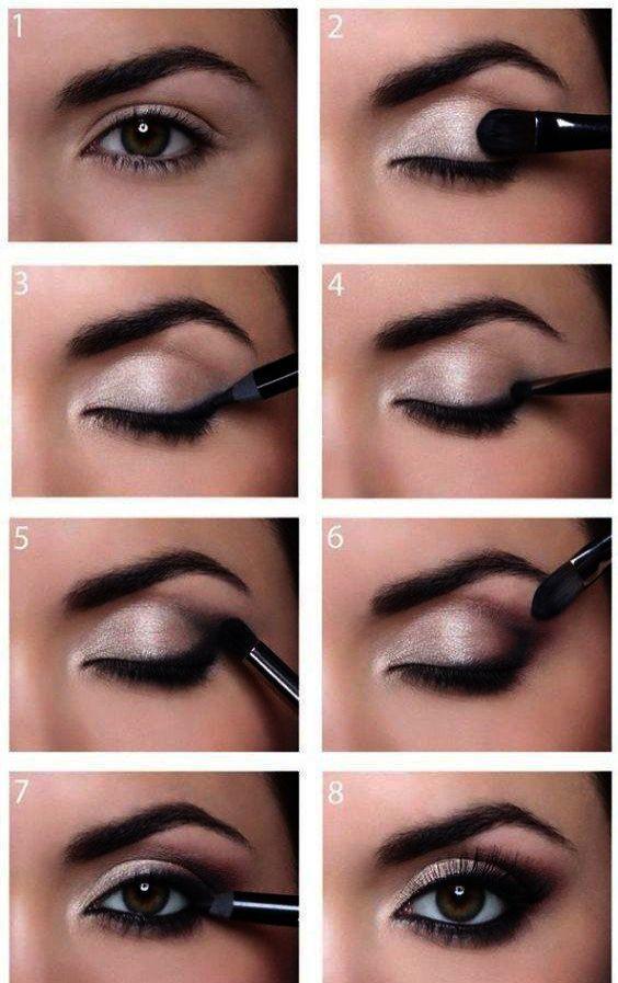 Photo of Smokey Eye Tutorial Anastasia Beverly Hills; Smokey Eye Make Up Tutorial For Beg…