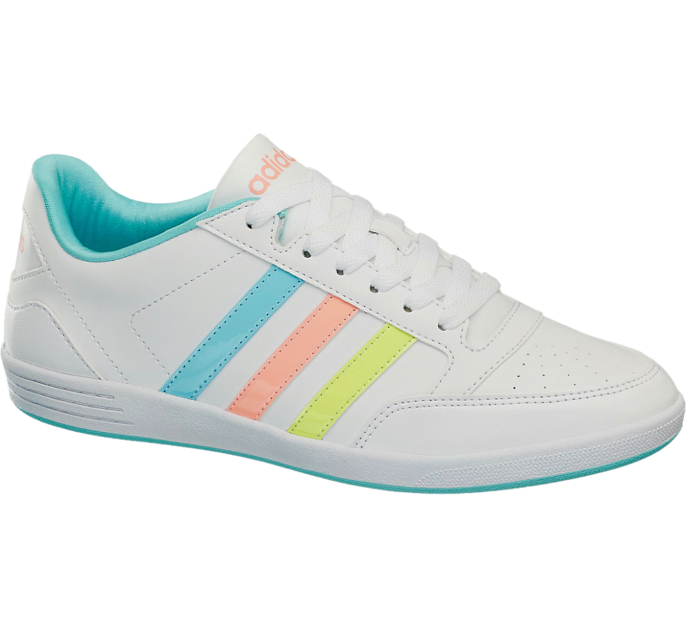 Schuhe LowJewels Neo Sneaker Hoops And Label Adidas Vl Dresses P0wOkX8n