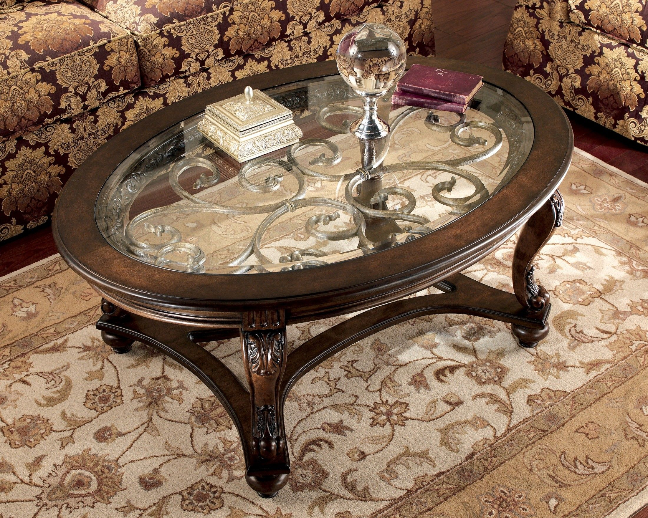 Norcastle Coffee Table Glass Top Coffee Table Oval Coffee Tables Coffee Table Wood [ 1759 x 2200 Pixel ]