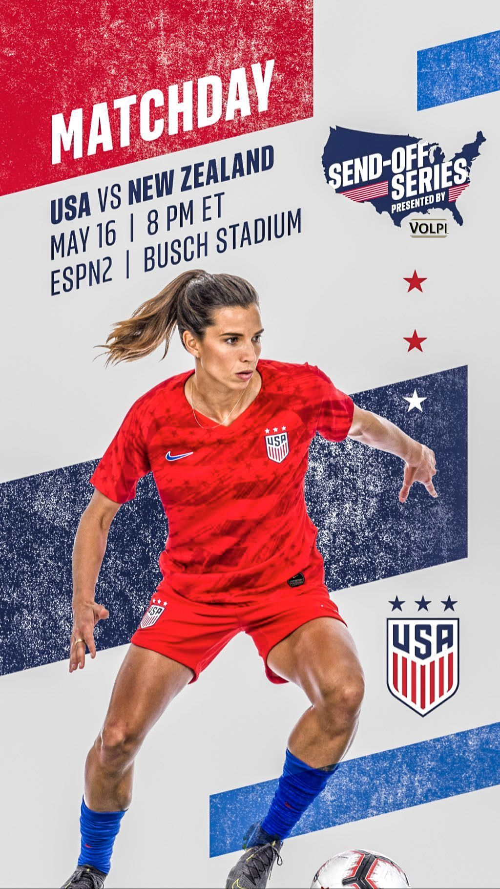 Tobin Heath 2019 Uswnt World Cup Team Usa Soccer Team Uswnt World Cup Teams
