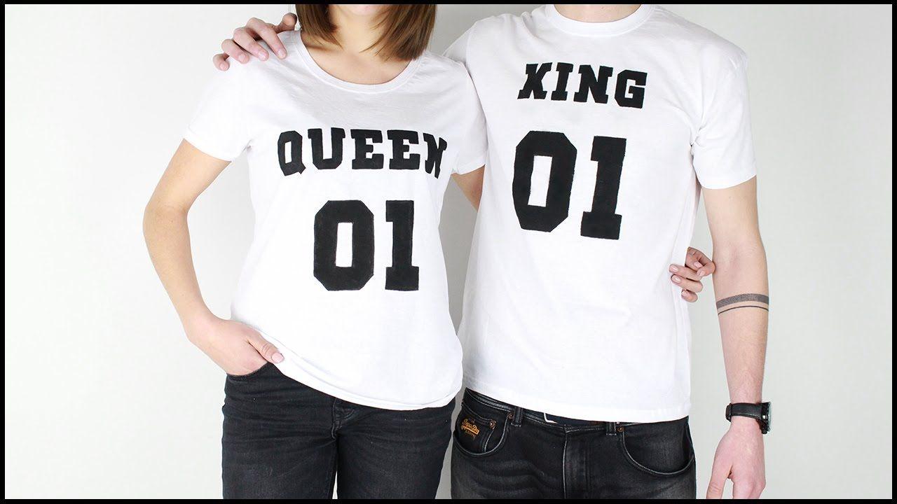 Koszulka Z Nadrukiem Jak Przerobic T Shirt Diy Domodi Tv