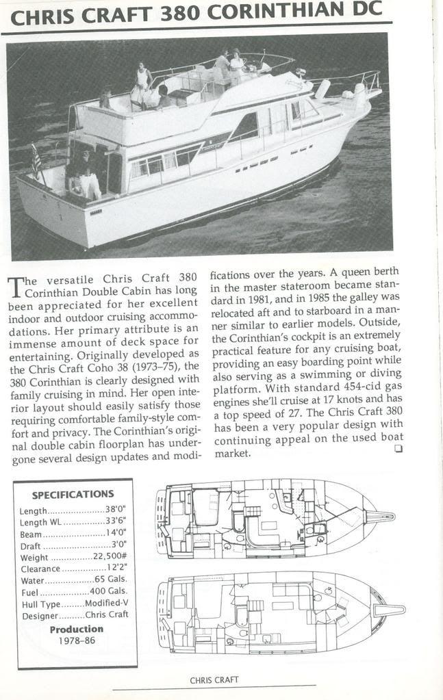 Chris Craft Commander Forum Boat Design Chris Craft Boat
