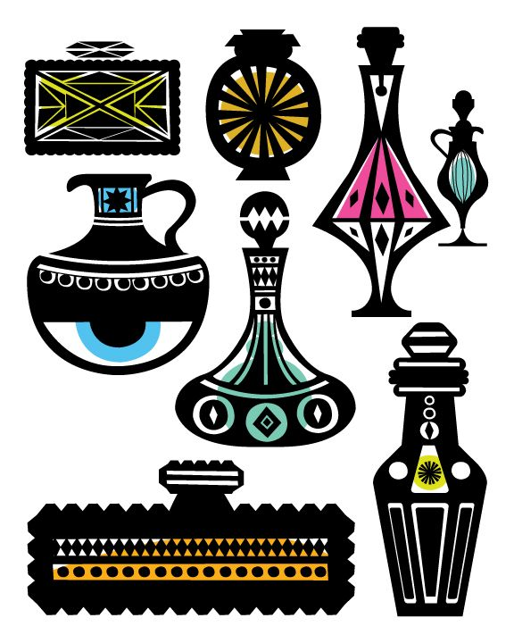 Decanters - by Stefan Page