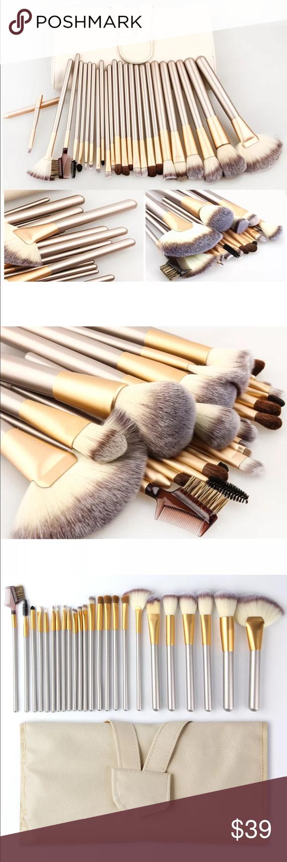 Brand new 32 pcs Vander makeup brush sets tools Boutique