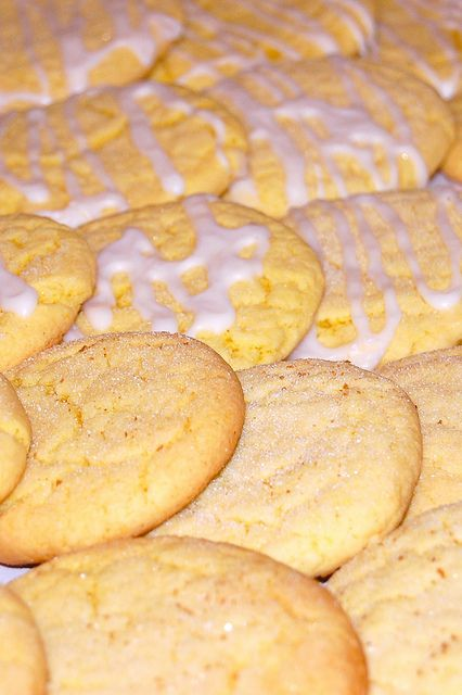 Lemon Crisps Easy Cake Mix Cookie Recipe Cookies 1 18 25