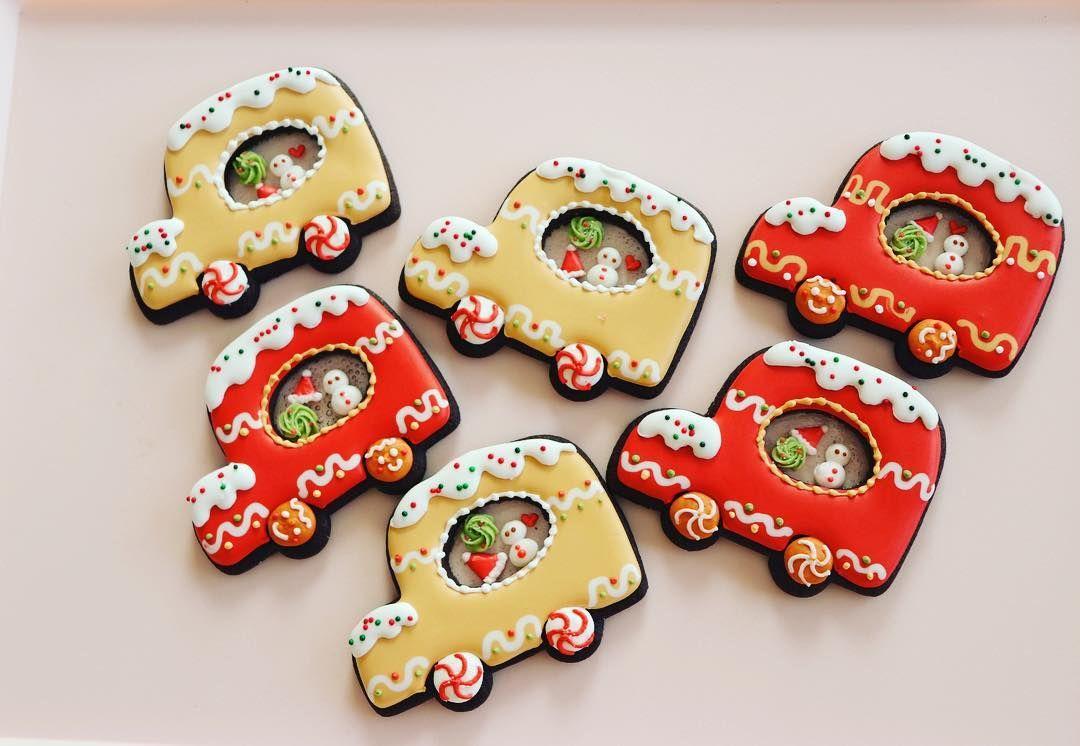クリスマスカー クリスマス クリスマスプレゼント クリスマスアイシングクッキー アイシングクッキーオーダー クリスマスクッキー クリスマス アイシングクッキーオーダー シフォンケーキ樹里 エクセルみなみ 手土 sugar cookie desserts cookies