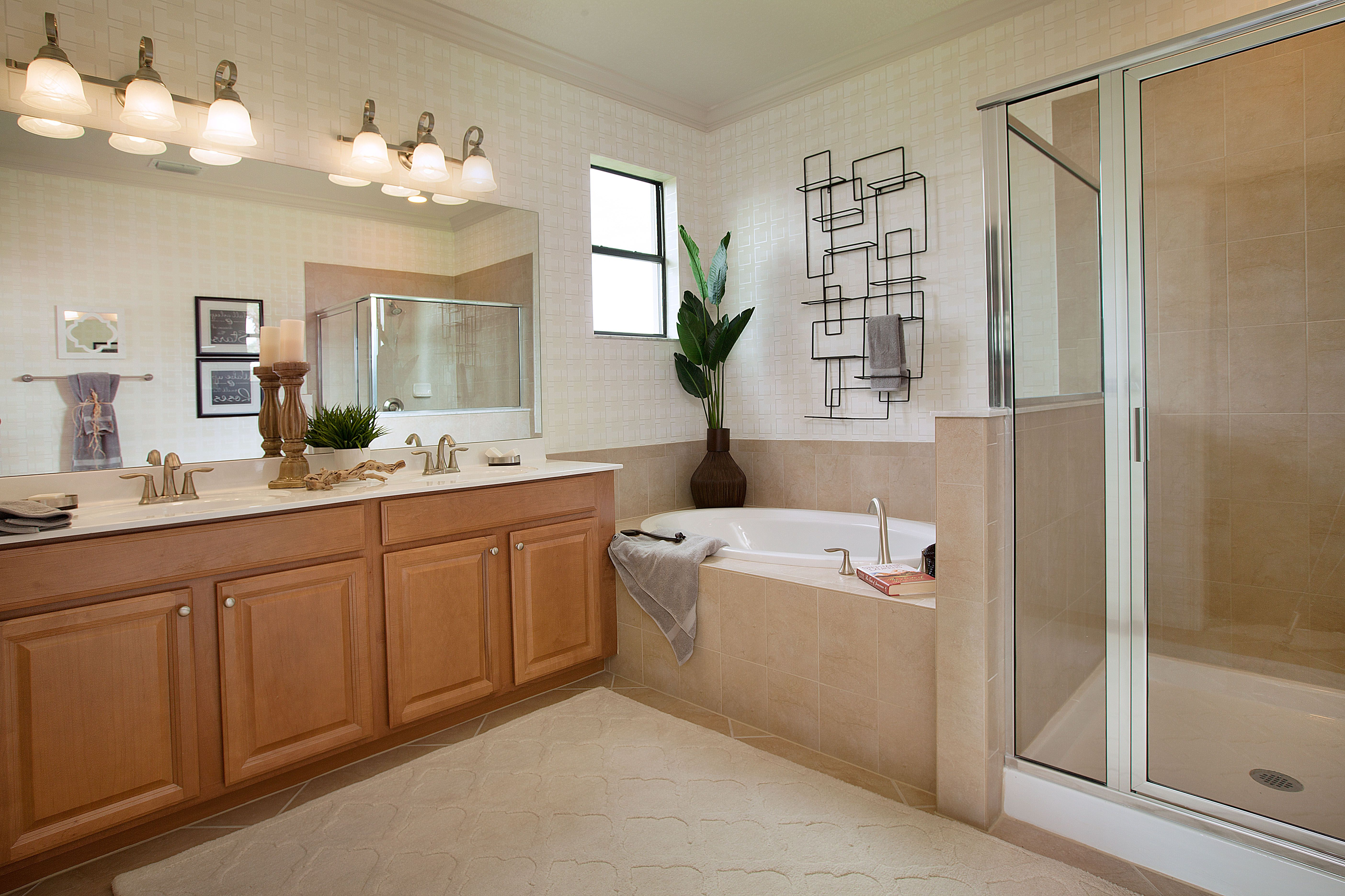 Huge master bathrooms - Huge Master Bathroom In The Tivoli Model