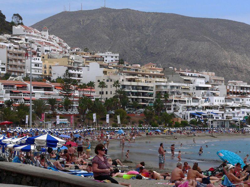 Playa de las americas- mars 2012