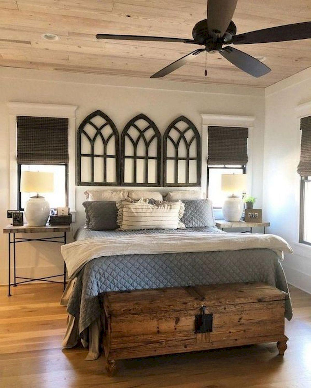 33 Ideas For Modern Farmhouse Bedroom (11 in 2020 ...