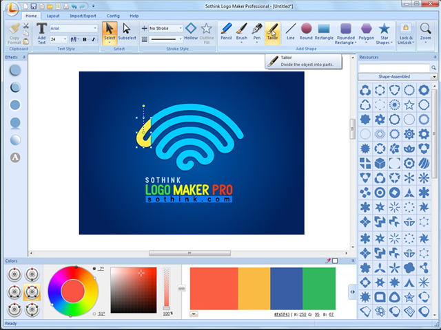 Sothink Logo Maker Professional 4.4 Serial key Logo