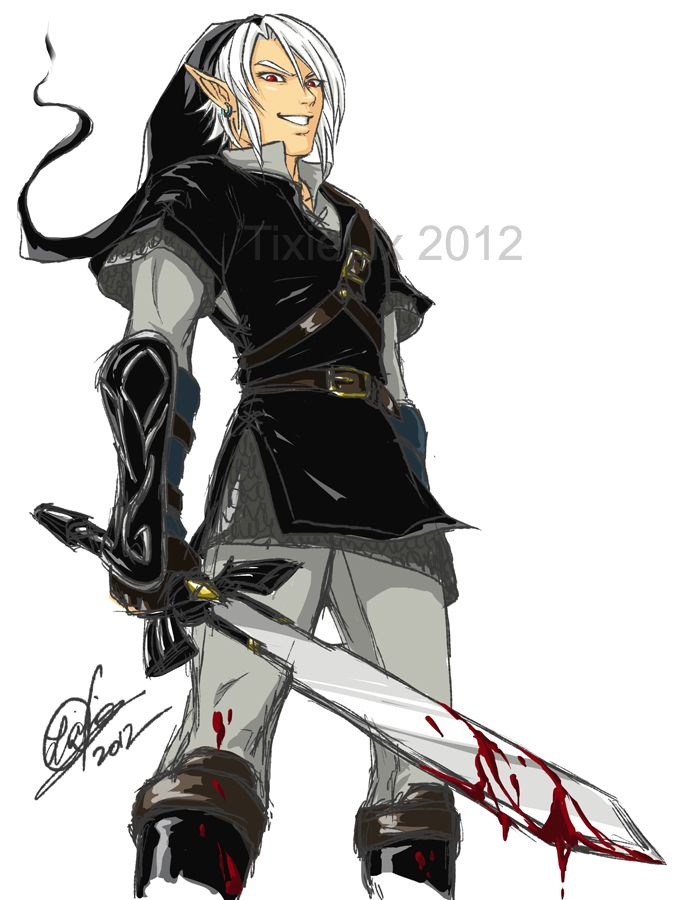 Dark Link by TixieLix on deviantART | LoZ Art | Legend of