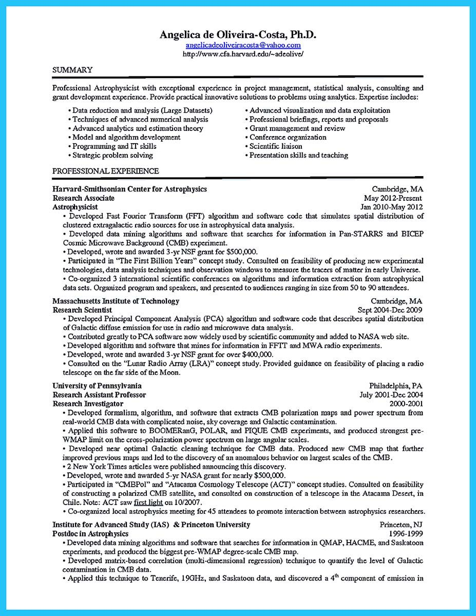 Cool High Quality Data Analyst Resume Sample From Professionals Check More At Http Snefci Org High Quali Data Analyst Business Analysis Statistical Analysis