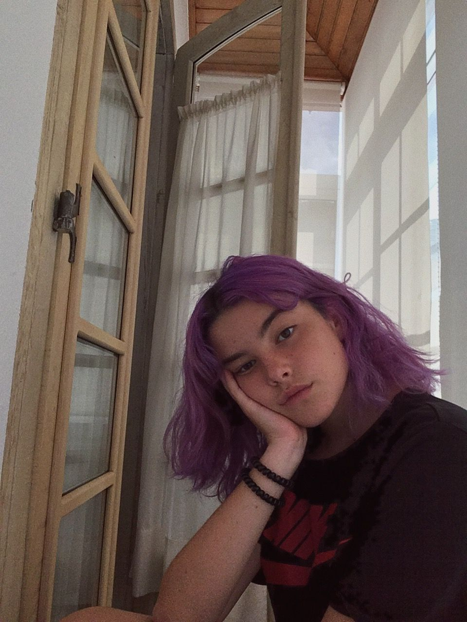 Pin By Ava On Dyed Hair Oops Hair Inspo Color Hair Styles Aesthetic Hair