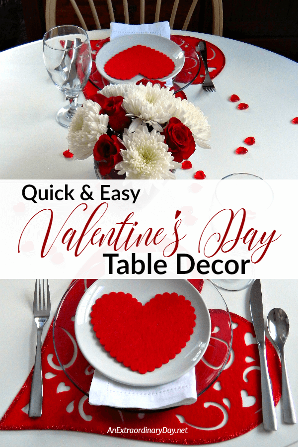 13+ Decorating a table for valentines day ideas in 2021