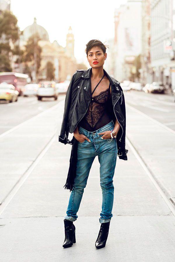 334f4a424 Duo we love: Body + calça in 2019 | fashion | Look, Body de renda, Looks  com body