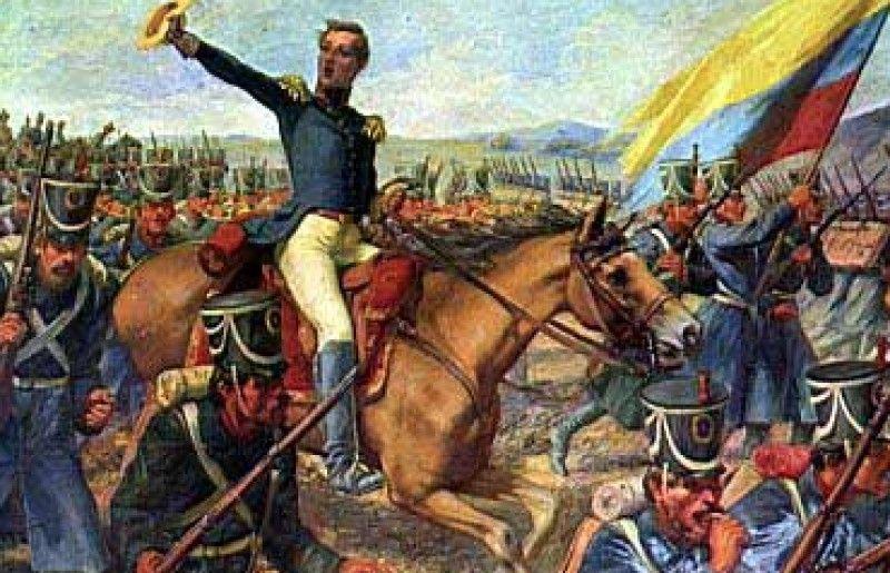 Batalla De Pichincha 24 De Mayo De 1822 American War Of Independence American War Latin American