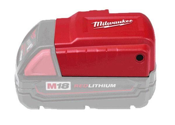 Milwaukee 18v Cordless M18 Usb Power Source Milwaukee Tools
