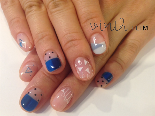 ZOZOPEOPLE | virth+LIM - コト | Nail | Pinterest | Japanese nail art ...