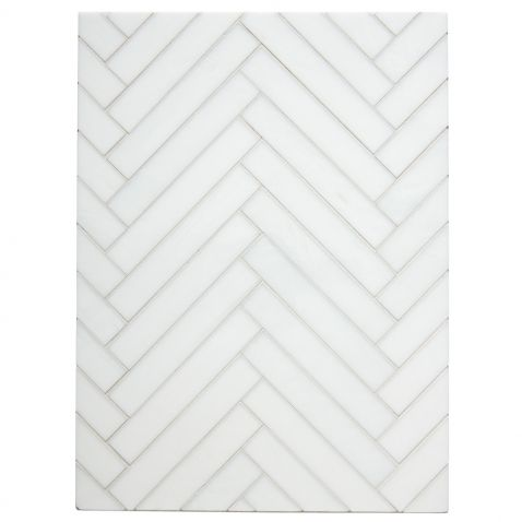 Repose 1 X 6 Herringbone Mosaic In 2020 Herringbone Fireplace Harringbone Backsplash Herringbone Backsplash Kitchen