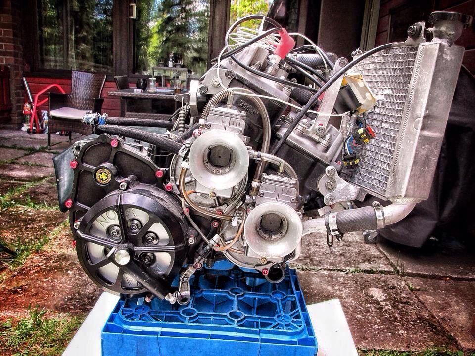 Suzuki RG 500, una moto para todos
